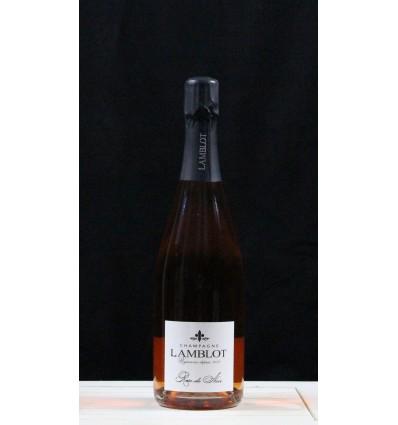 Cuvée Rose de Noir du Champagne Lamblot